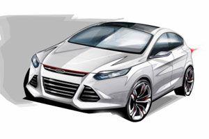 Ford сделает четвертый Focus полностью алюминиевым