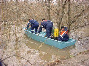 33 населенных пункта Черниговщины могут испытать негативное влияние весеннего наводнения.