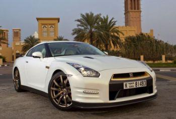 Nissan выпустил люксовую версию GT-R для состоятельных арабов