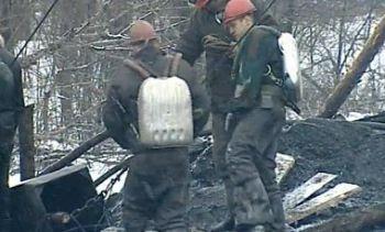 Обнаружены тела шести горняков, погибших в копанке под Енакиево