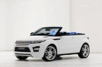 В Startech довели до розуму кабріолет Range Rover Evoque