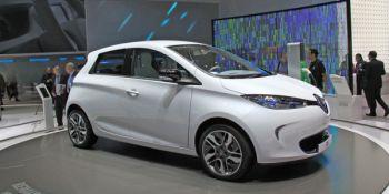 Renault запускает свой первый массовый электромобиль