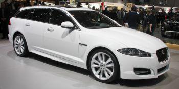 «Семейный» Jaguar предстал перед публикой