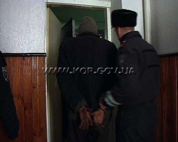 Міліція затримала рекетирів, які замордували людину